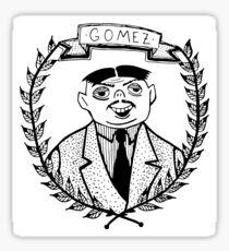 #1 Goth Dad Sticker