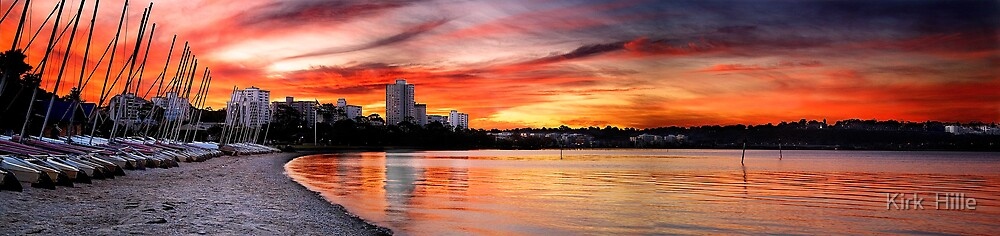 South Perth Foreshore by Kirk  Hille