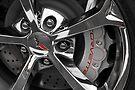 Corvette Wheel by dlhedberg