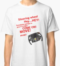 Kimi - Steering Wheel Classic T-Shirt