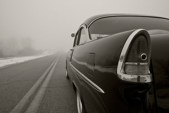 'Into the Fog' by dlhedberg