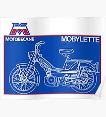 MOBYLETTE Poster
