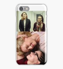 Delphine and Cosima - Orphan Black iPhone Case/Skin