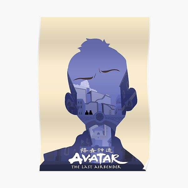 Avatar The Last Airbender - Sokka Poster