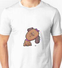 Cute Puppy Head Tilt T-Shirt