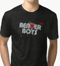 Beaver Boys (Tim and Eric Awesome Show, Great Job!) Tri-blend T-Shirt