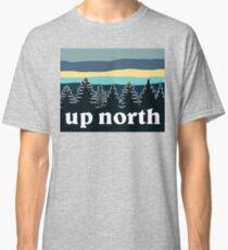 Camiseta clásica en el norte