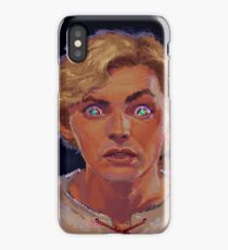 Threepwood  iPhone Case/Skin