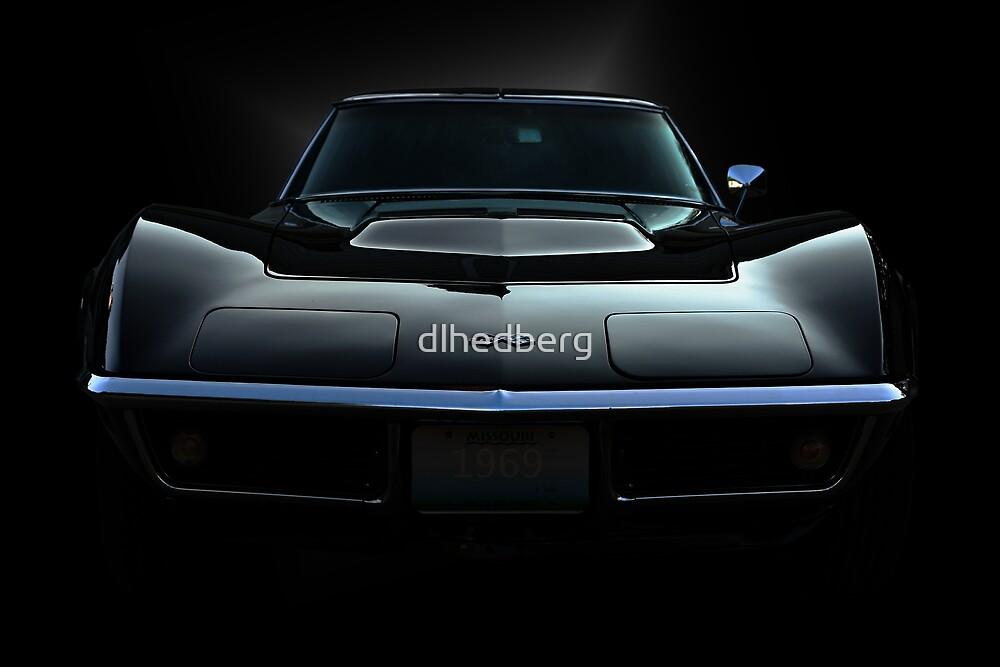 Black Stingray by dlhedberg