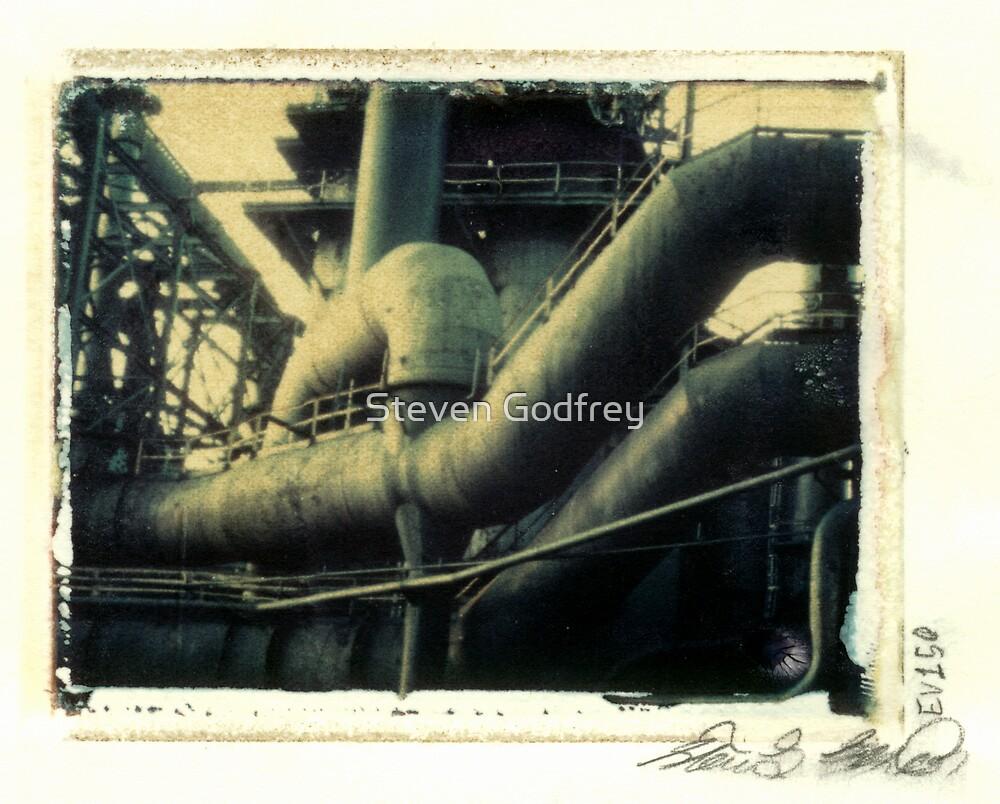 Bethlehem Steel Exterior #2 by Steven Godfrey