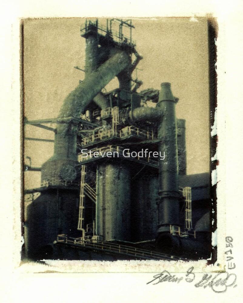 Bethlehem Steel Towers by Steven Godfrey