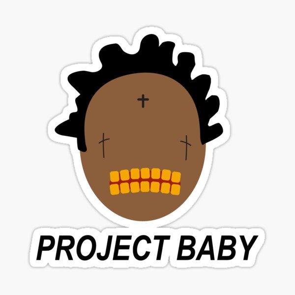 Kodak Black Project Baby T-Shirt Sticker