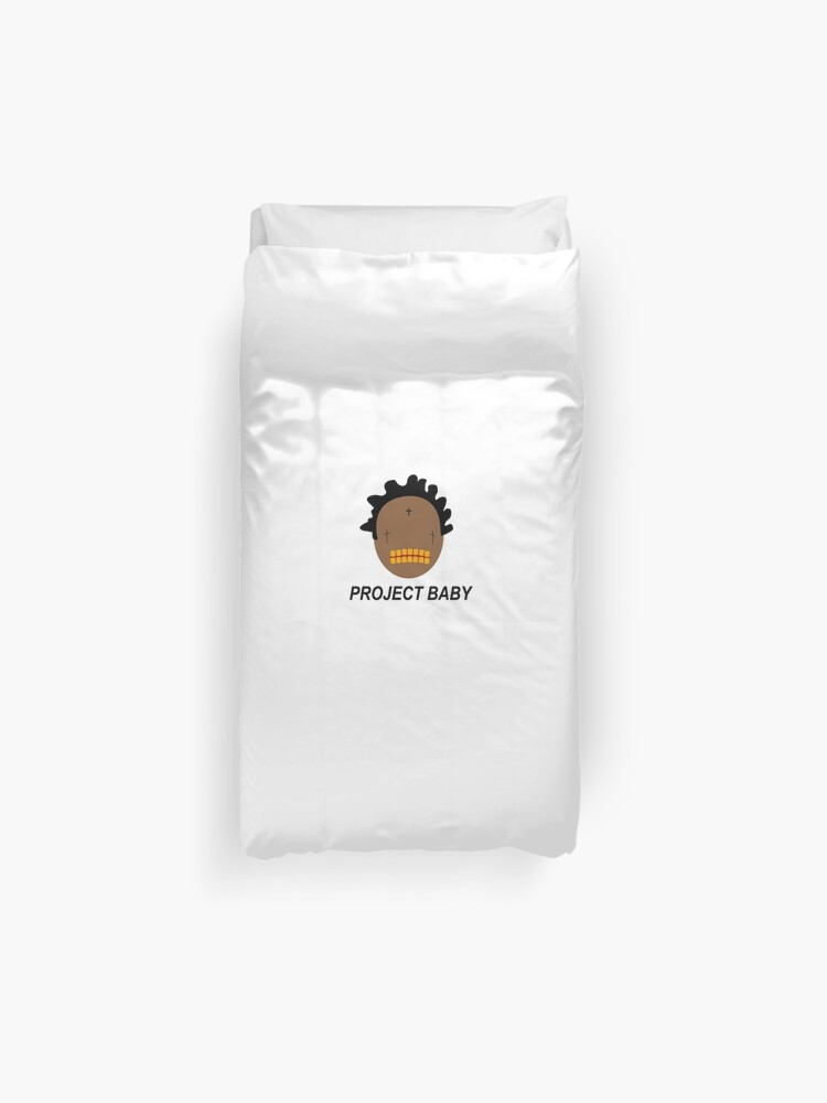 Kodak Black Project Baby T-Shirt | Duvet Cover
