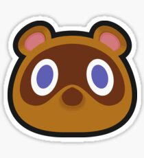 TIMMY ANIMAL CROSSING Sticker
