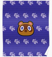 TIMMY ANIMAL CROSSING Poster