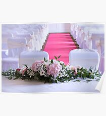 Waiting for the Bride and Groom Poster