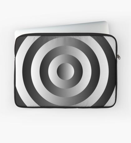 NDVH Circle Nine D Laptop Sleeve