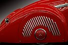 Red Mercedes by dlhedberg