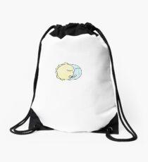 Sun And Moon Drawstring Bag
