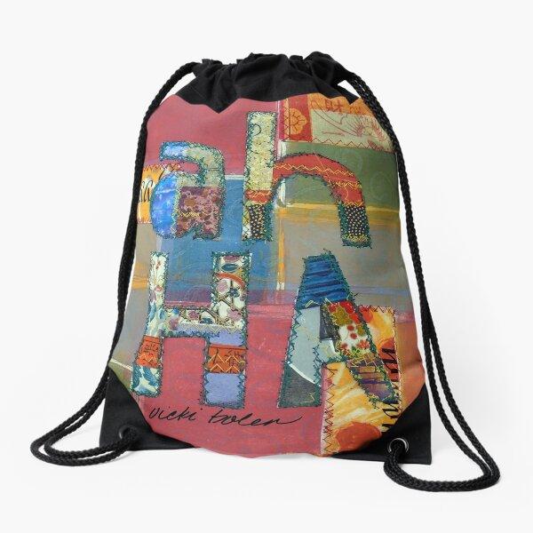 AhHa Drawstring Bag
