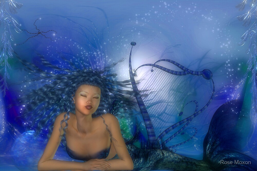 Under the Sea by Rose Moxon