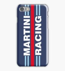 Martini Racing iPhone Case/Skin