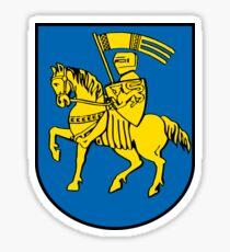 Schwerin coat of arms Sticker