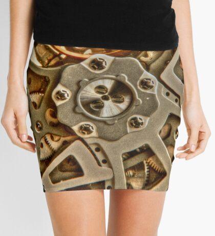Time Tells Mini Skirt
