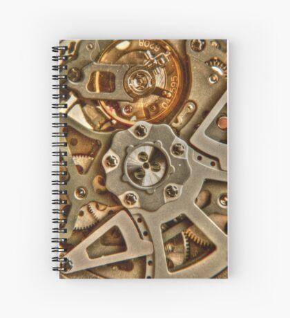 Time Tells Spiral Notebook