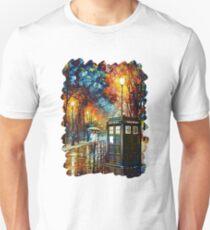 Tardis and Umbrella Girl T-Shirt