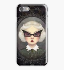 Aunt Liza iPhone Case/Skin
