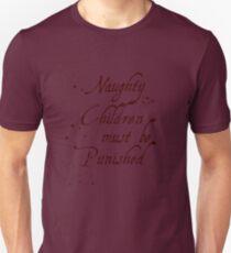 Naughty Children Unisex T-Shirt