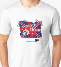 Anarchy, Chaos and Tea Unisex T-Shirt