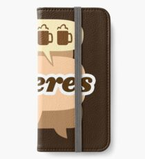 Our logo! iPhone Wallet/Case/Skin