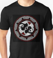 VIKING SHIELD 2 (Ravens) T-Shirt