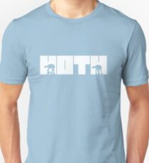 Hoth March to battle Unisex T-Shirt