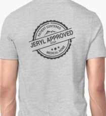 JERYL APPROVED - BLACK - PATIENT CENTERED MEDICAL HOME T-Shirt