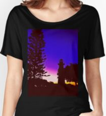 SUNSETS  Women's Relaxed Fit T-Shirt