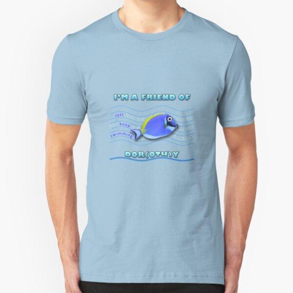 Friend of Dor(oth)y Slim Fit T-Shirt
