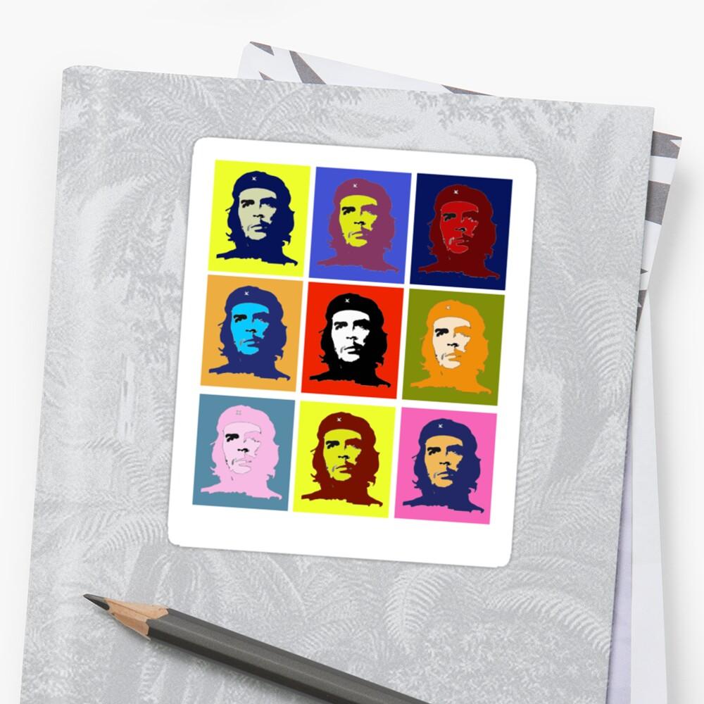Pop Art like Warhol by loganhille
