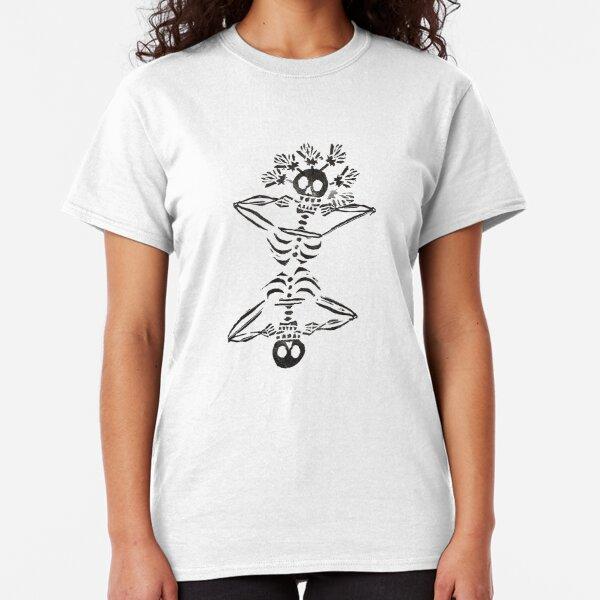 Neener Neener Skeletons Classic T-Shirt