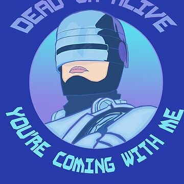 robocop by kate0326