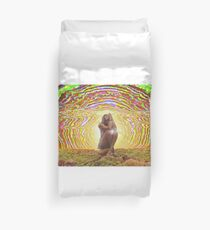 Psychedelic Duvet Cover