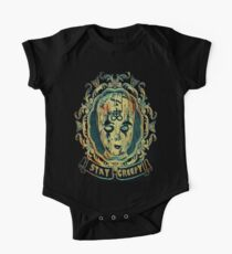 Stay Creepy Doll Head Kids Clothes