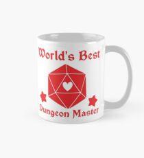 World's Best Dungeon Master Mug