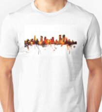 Denver Colorado Skyline Unisex T-Shirt