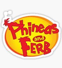 COOOOOLLLL PHINEAS & FERB SHIRTZZ!!!!! [forcharity<3] Sticker