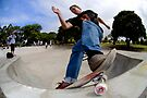 Smith Grind at 5Dock by Bill Fonseca