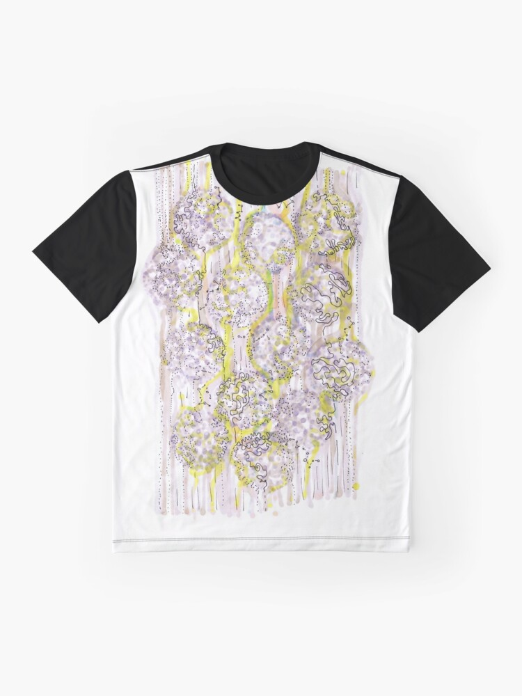Alternate view of Size exclusion chromatography Graphic T-Shirt