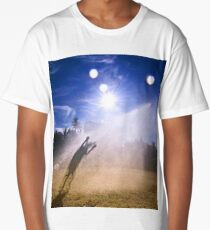 Close Encounters of the Canine Kind  Long T-Shirt